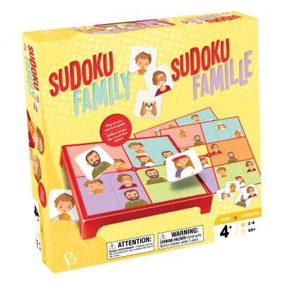 SUDOKU FAMILLE