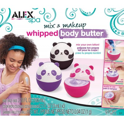 ALEX SPA MIX & MAKEUP WHIPPED BODY BUTTER