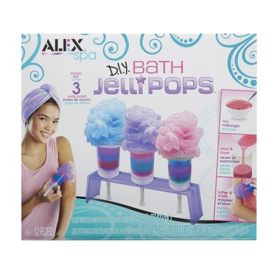 ALEX SPA BATH JELLIE POPS