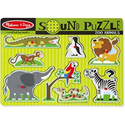 PZ BOIS SONORE / ANIMAUX ZOO