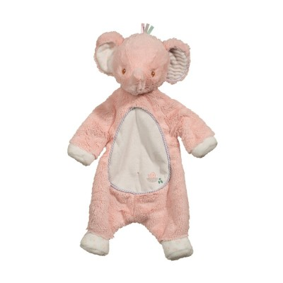 ANIMAL DOUDOU ELEPHANT ROSE