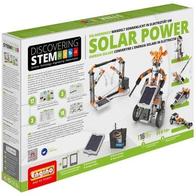 STEM ÉNERGIE SOLAIRE