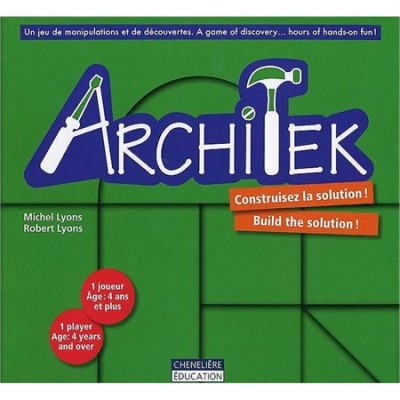 ARCHITEK/JEU/BOITE
