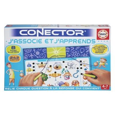 CONECTOR / J'ASSOCIE ET J'APPRENDS
