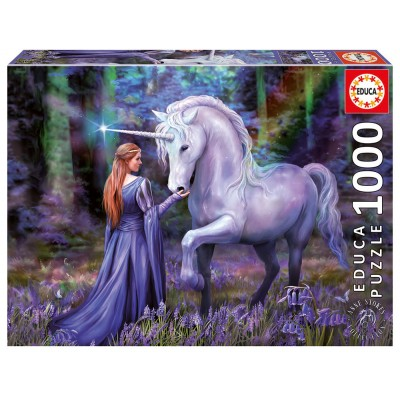 PZ 1000 / BLUEBELL WOODS, ANNE STOKES