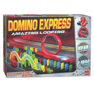 DOMINO RALLY EXPRESS GRANDE BOUCLE