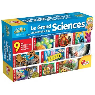 I'M A GENIUS / LAB GEANT DES 9 SCIENCES8