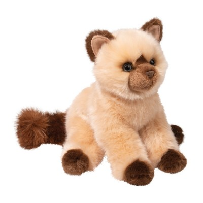 PELUCHE CHAT HIMALAYAN MITZY