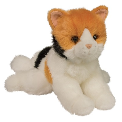 PELUCHE CHAT CALICO