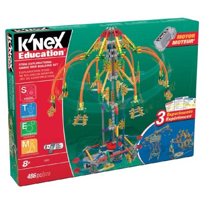 K'NEX EXPLORATION STEM: ENSEMBLE DE BALA
