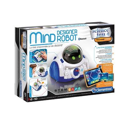 MIND ROBOT A COMMANDE VOCALE
