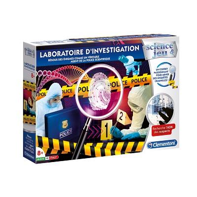 LABORATOIRE D'INVESTIGATION