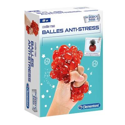 CRÉE TES BALLES ANTI-STRESS