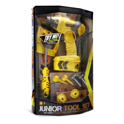 PERCEUSE ET ACC TUFF TOOLS JR