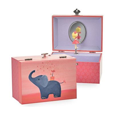 BOITE A BIJOUX ELEPHANT