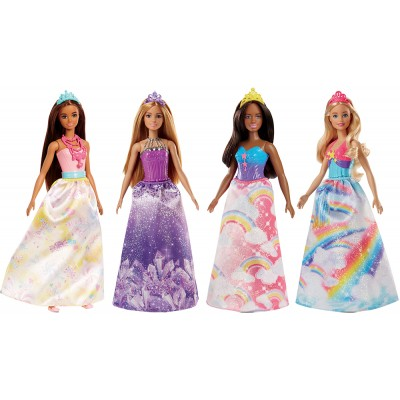 DREAMTOPIA BARBIE PRINCESSE ASSORTIES