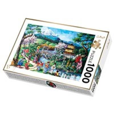 PZ 1000 / PAQUIN / VISITE AU JAPON