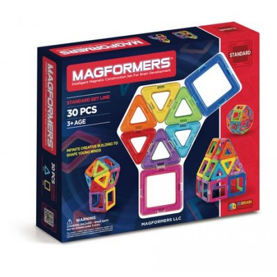 MAGFORMERS BASIC 14 PCES