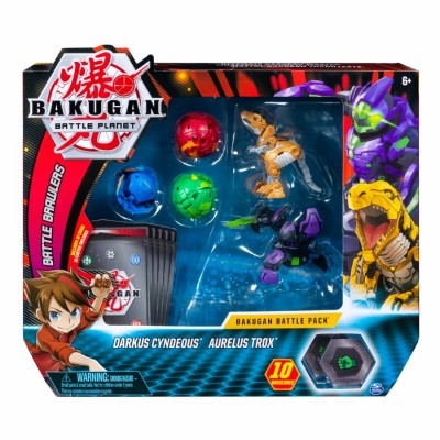 "BAKUGAN COFFRET ""BATTLE BRAWLERS"" ASSORTIS"