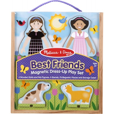 POUPEE MAGNETIQUE BEST FRIENDS