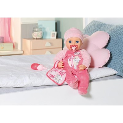 BABY ANNABELL - POUPÉE INTERACTIVE ROSE