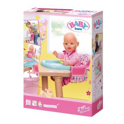 BABY BORN CHAISE DE TABLE