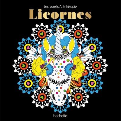 LICORNES/LES CARRES ART-THERAPIE