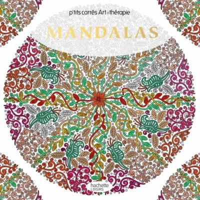 MANDALAS/P'TITS CARRES ART-THERAPIE
