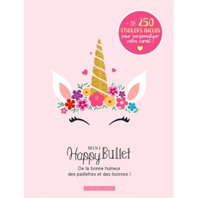 MINI HAPPY BULLET/LICORNES
