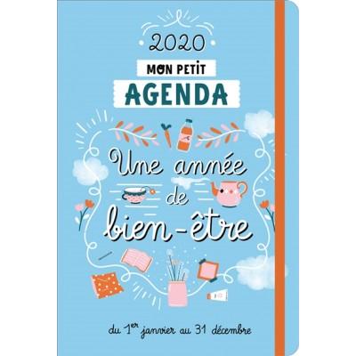 MON PETIT AGENDA UNE ANNÉE DE BIEN-ÊTRE 2020