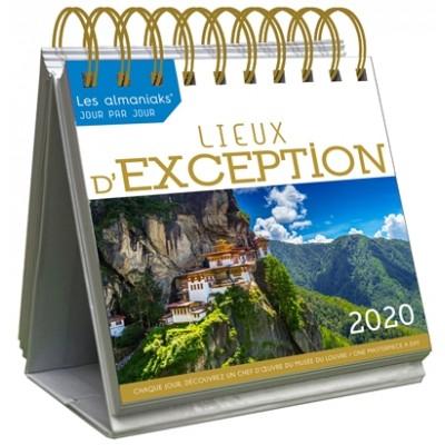 GRAND ALMANIAK LIEUX D'EXCEPTION 2020