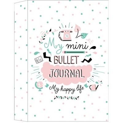 MON MINI-HAPPY BULLET JOURNAL