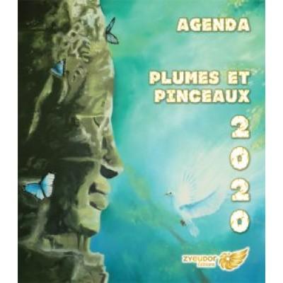 AGENDA PLUMES ET PINCEAUX 2020