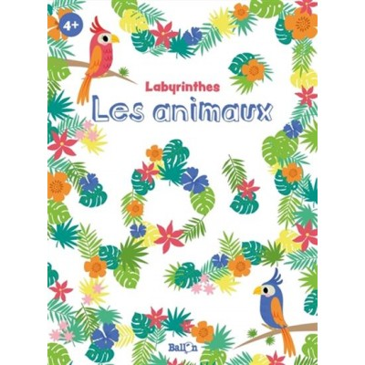 LABYRINTHES LES ANIMAUX
