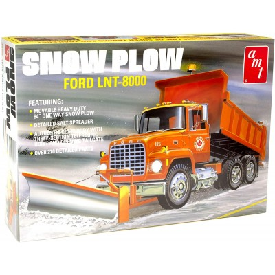 FORD LNT-8000 CHASSE NEIGE