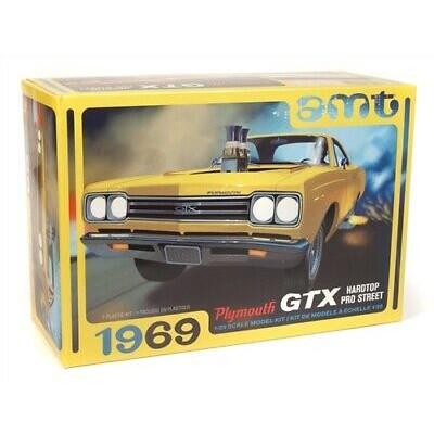 1969 PLYMOUTH GTX 1/25