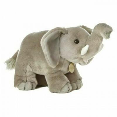 PELUCHE ELEPHANT D'AFRIQUE