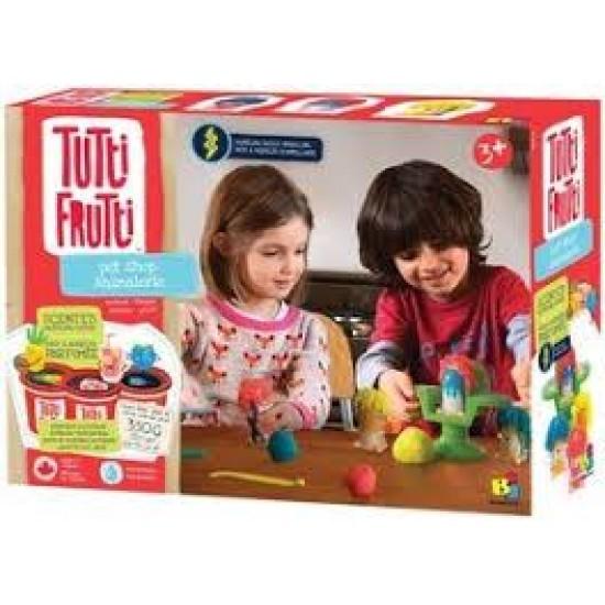 SALON DE TOILETTAGE FLUO/TUTTI FRUTTI