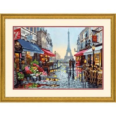 PEINTURE# / BOUTIQUE DE FLEURS A PARIS
