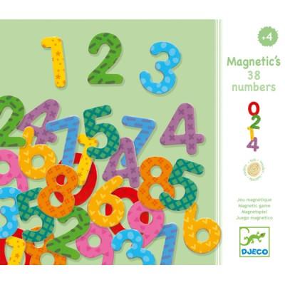 MAGNETIC'S/38 NOMBRES