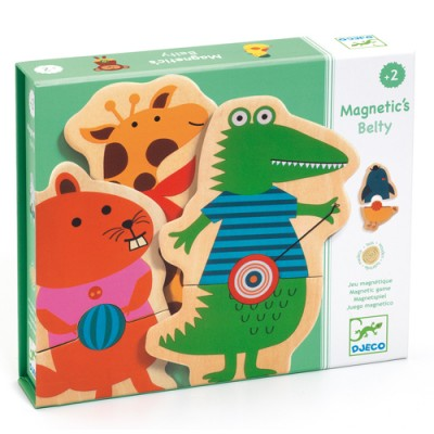 ANIMAUX DUO MAGNETIQUES BELTY