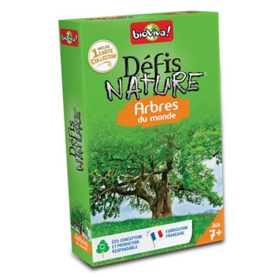 DÉFIS NATURE / ARBRES DU MONDE