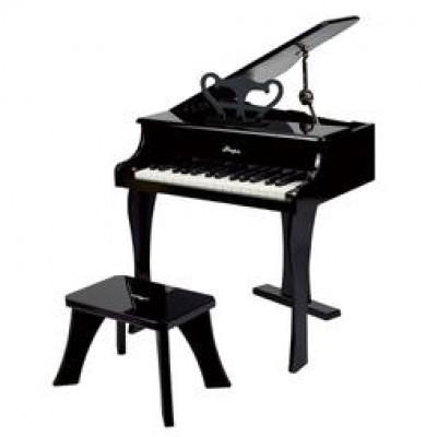 PIANO A QUEUE NOIR