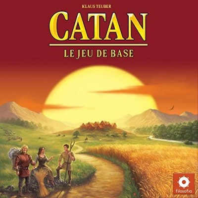 CATAN JEU DE BASE