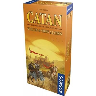 CATAN EXT VILLES&CHEVALIERS 5-6
