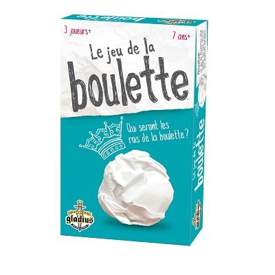 BOULETTE LE JEU DE LA