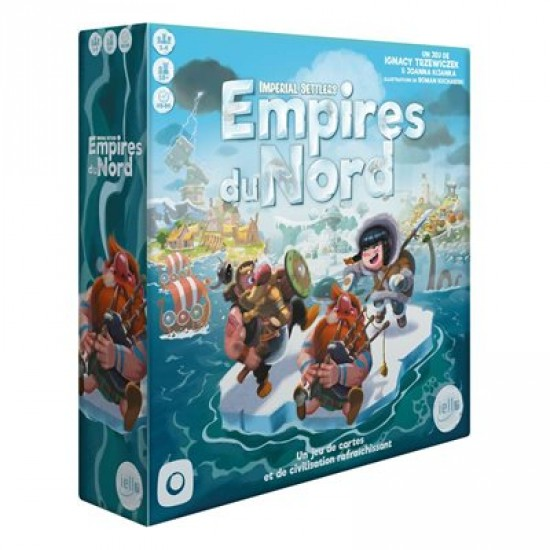 IMPERIAL SETTLERS / EMPIRES DU NORD