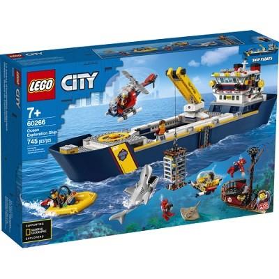CITY BATEAU D'EXPLORATION OCEANIQUE