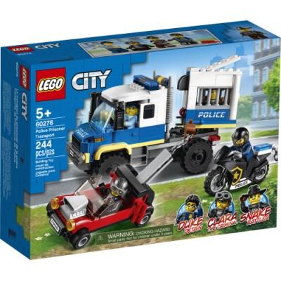CITY TRANSPORTEUR DE PRISONNIERS