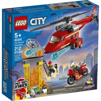 CITY HELICOPTERE DE SECOURS DES POMPIERS